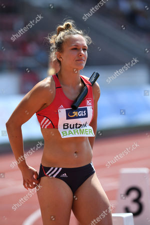 Editorial picture of Athletics German Championships, Erfurt, Germany - 09 Jul 2017