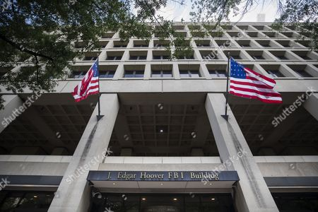 The J. Edgar Hoover Building, headquarters of the Federal Bureau Of Investigstion (FBI), in Washington, DC, USA, 11 July 2017. After years of trying, federal officials are canceling plans to relocate FBI headquarters to the DC suburbs due to lack of federal funding, media reported.
