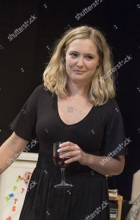 Stock Photo of Amy Morgan as Dee