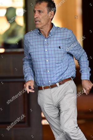 Stock Photo of Michael Lynton, chairman of Snap Inc.