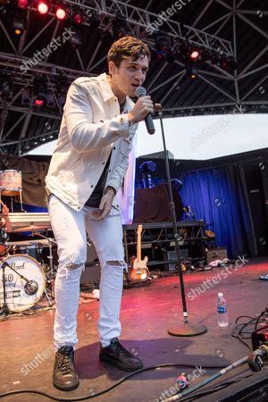 Editorial image of Summerfest Music Festival, Day 11, Milwaukee, USA - 09 Jul 2017