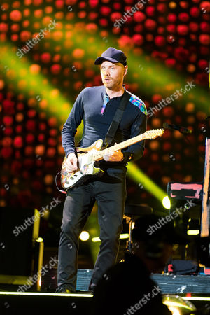 Coldplay - Jonny Buckland