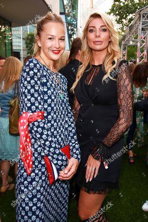 Esther Seibt and Annika Gassner