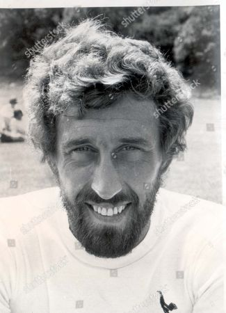 Tottenham Hotspur Forward Martin Chivers.