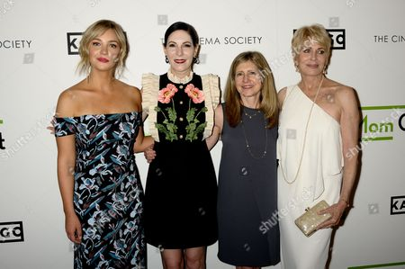Editorial picture of 'Odd Mom Out' Season 3 TV show premiere, Arrivals, New York, USA - 11 Jul 2017