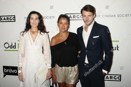Jennifer Creel, Keytt Lundqvist, Alex Lundqvist