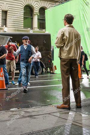 Steven Spielberg, Luke Slattery