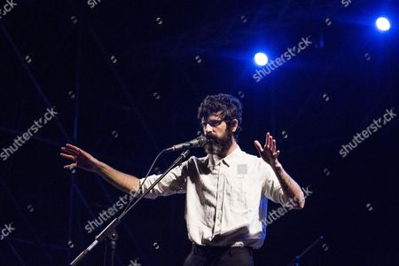 Stock Photo of Devendra Banhart