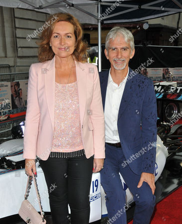 Editorial picture of 'Williams' film premiere, London, UK - 11 Jul 2017