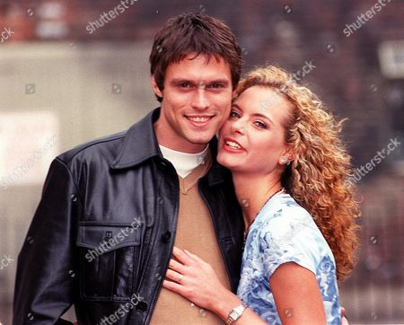 Picture Kevin Holt. Actor Stephen Billington Gets To Know His Co Star In Coronation Street Tracy Shaw...stephen Plays Greg Kelly The Son Of The Infamous Les Battersby...who Suddenly Turns Up Out Of The Blue............