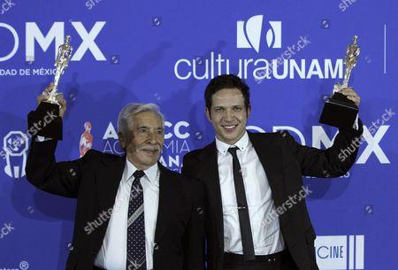 Adrian Ladron and Jose Carlos Ruiz