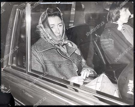 Princess Margaret Pale And Weak Last Night Left The Hospital Where She Had Been A Patient For Eight Days. She Walked Slowly And Unsteadily From The King Edward Vii Hospital For Officers In Marylebone London And Was Driven Away In A Crimson Rolls-royce Accompanied By A Nurse. Her Appearance Shocked Onlookers. The 47 Year Old Princess's Face Had A Greyish Tinge And Was Heavily Lined. She Was Warmly Wrapped Against A Chilly Night In A Grey Winter Coat. A Red And Yellow Headscarf Obscured Her Unsmiling Face. Among The Luggage Packed Into The Boot Of The Rolls-royce Was A Nurses' Uniform. A Nurse From The Hospital Is Expected To Stay With Princess Margaret At Kensington Palace For Some Days. The Princess Left Hospital The Day After The Announcement That She And Her Husband Lord Snowdon Are Seeking A Divorce. She Was Admitted Last Wednesday Suffering From Gastroenteritis. But The Hospital Said In A Statement Yesterday That She Was Also Suffering From A Mild Form Of Hepatitis Inflamation Of The Liver.