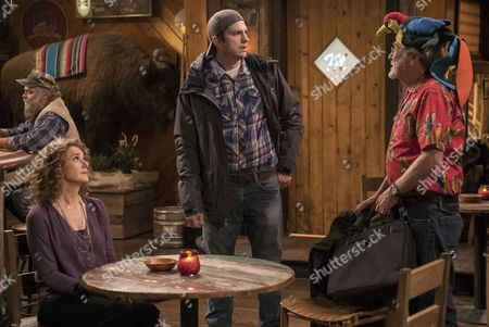 Editorial picture of 'The Ranch' TV Series, Season 3 - 2017