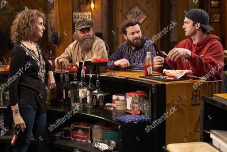Debra Winger, Grady Lee Richmond, Danny Masterson, Ashton Kutcher