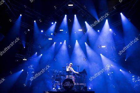 Editorial image of 34st Gurten music open air festival, Bern, Switzerland - 12 Jul 2017