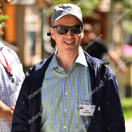 Benjamin Horowitz, co-founder and partner at Andreessen Horowitz