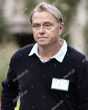 Wes Edens, co-founder of Fortress Investment Group and co-owner of the Milwaukee Bucks