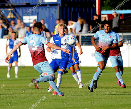 Editorial picture of Mangotsfield United v Bristol Rovers, UK - 12 Jul 2017