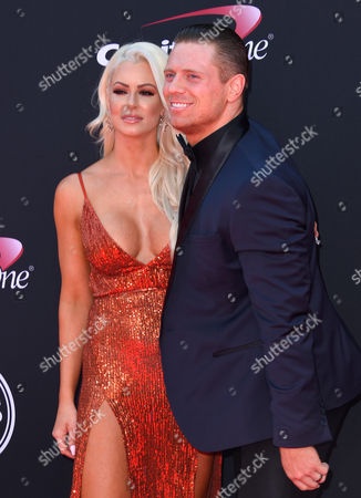 Maryse Ouellet and Mike Mizanin