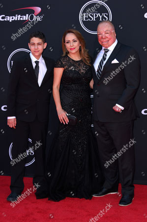 Sgt Israel Del Toro Jr and family
