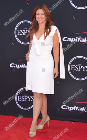 Editorial picture of ESPY Awards, Arrivals, Los Angeles, USA - 12 Jul 2017