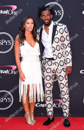 Mary Peluso and Mike Conley