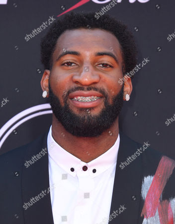Stock Picture of Andre Drummond