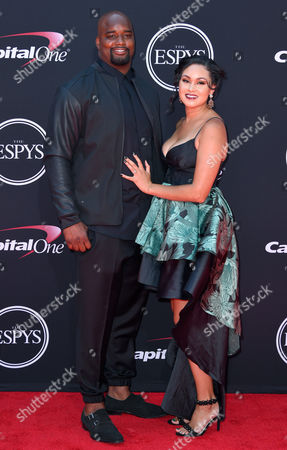 Editorial photo of ESPY Awards, Arrivals, Los Angeles, USA - 12 Jul 2017