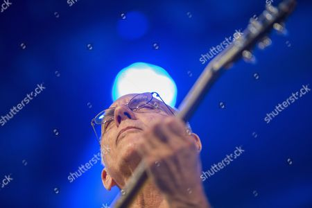 Editorial image of Vitoria Jazz Festival, Spain - 12 Jul 2017