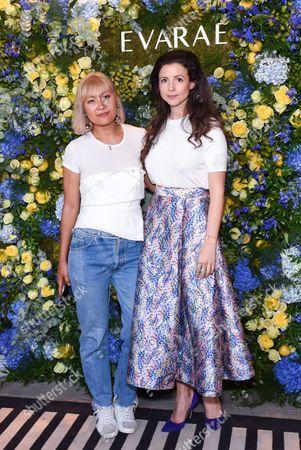Jiawa Liu and Shirley Leigh-Wood Oakes