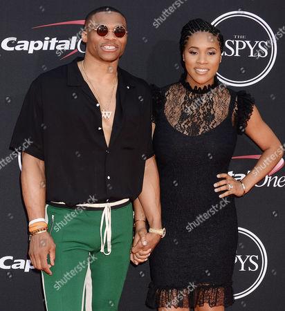Editorial photo of ESPY Awards, Arrivals, Los Angeles, USA - 12 Jul 2017
