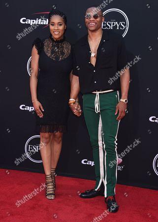 Editorial image of ESPY Awards, Arrivals, Los Angeles, USA - 12 Jul 2017