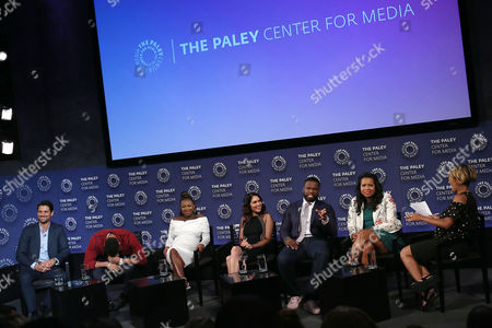 Editorial image of PaleyLive Presents - An Evening of 'POWER', New York, USA - 12 Jul 2017