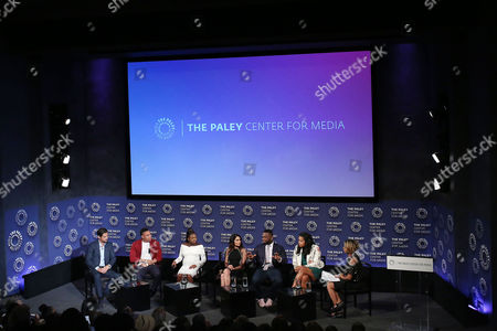 Editorial photo of PaleyLive Presents - An Evening of 'POWER', New York, USA - 12 Jul 2017