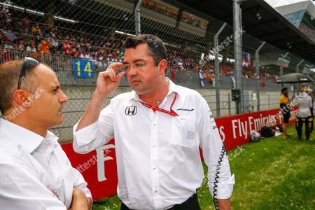 Editorial picture of Austrian Formula 1 Grand Prix, Spielberg, Austria - 09 Jul 2017