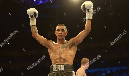 Matchroom Boxing 25/06/16:  Connor Benn V Lukas Radic - Connor Benn Wins.