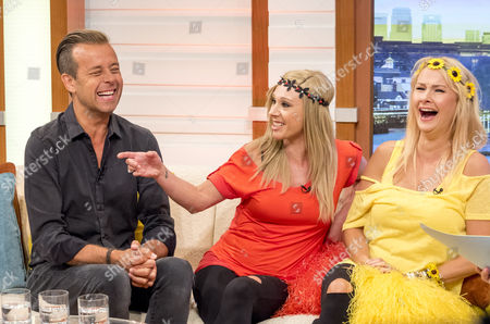 Pat Sharp, Martina Grant and Melanie Grant