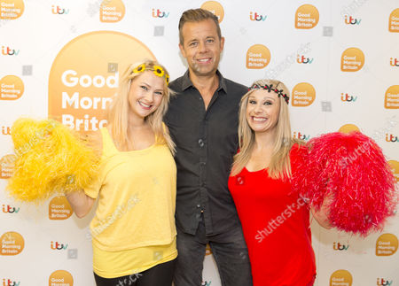 Melanie Grant, Pat Sharp and Martina Grant