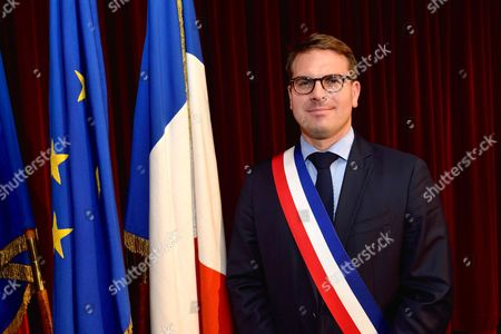Editorial image of Election of the new mayor of the 17th arrondissement of Paris, France - 03 Jul 2017