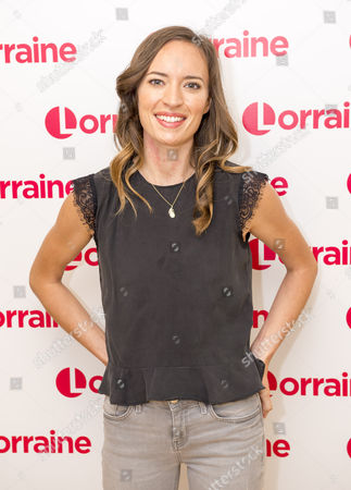 Editorial picture of 'Lorraine' TV show, London, UK - 13 Jul 2017