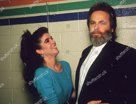 Carl Wilson & Gina Wilson 1989