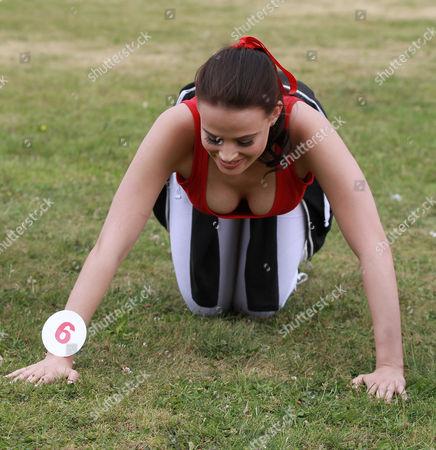 6 Cheraleigh Van Zanten Miss Hippodrome 2017