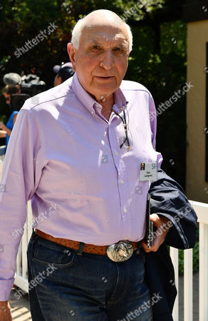 Stock Image of Kenneth Langone, co-founder Home Depot