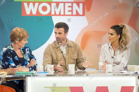 Editorial image of 'Loose Women' TV show, London, UK - 13 Jul 2017