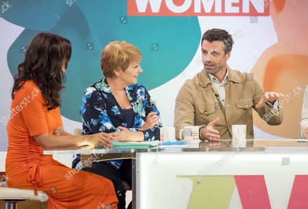 Editorial picture of 'Loose Women' TV show, London, UK - 13 Jul 2017