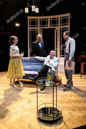 Bryony Hannah (Isabella), Philip Bretherton (Harry), Hugh Ross (Charles), Paul Higgins (Basil)