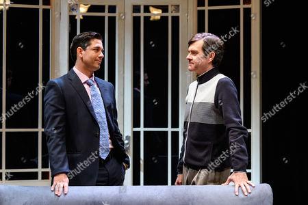 Adam Garcia (Skinner), Paul Higgins (Barry)