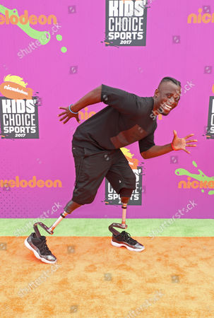 Stock Image of Blake Leeper