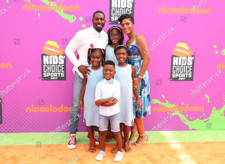 Greg Jennings, Nicole Jennings and family