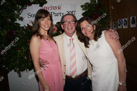Clare Lavelle, Paul Newman and Helen Macintyre